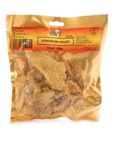 Dried StockFish Fillet | Buy Online at the Asian Cookshop